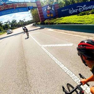 Disney Cycling Questions