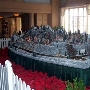 Yacht Club Christmas Display