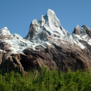 Everest on  beautiful day