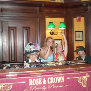 Karaoke at Rose and Crown