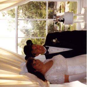 Mickey at Wedding
