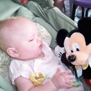 1st Trip - Getting to Know Mickey