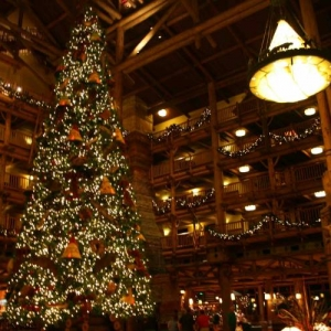 A Wilderness Lodge Christmas