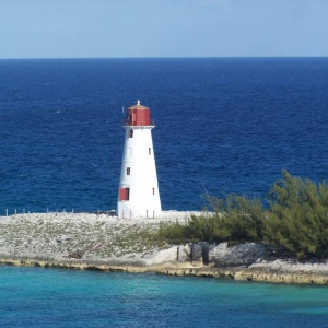 Nassau lighthouse.