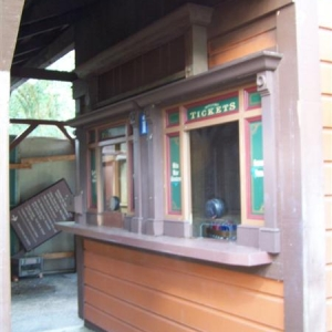 RC ticket booth