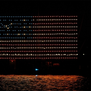 Electrical Water Pageant - Flag