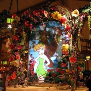 Tinkerbell display