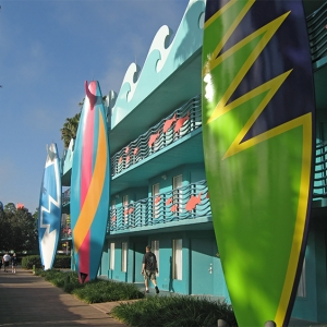 All Star Sports - surf bldg