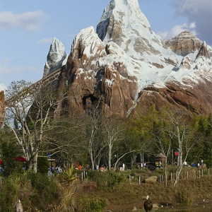 Distant Expedition Everest
