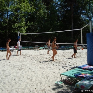 Volleyball-Courts