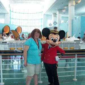 Captain Mickey