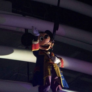 Mickey to save the day!