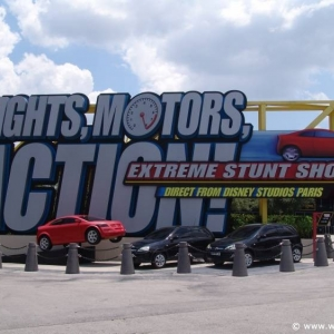 Lights, Motors, Action! Stunt Show 01