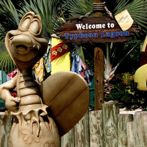 Welcome To Typhoon Lagoon