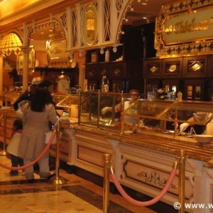 Plaza Inn Counter