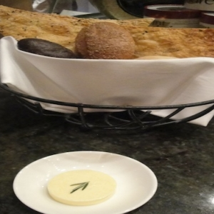 Napa Rose Bread Basket