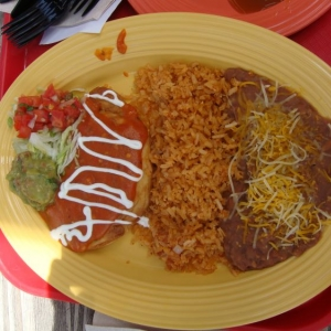 Festival Inspired Dining - Anaheim Chile Relleno