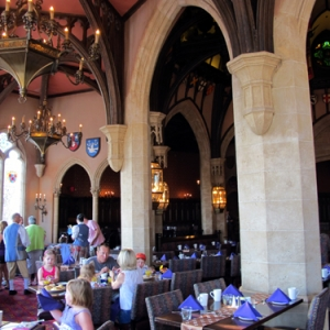 Cinderella Royal Table - Breakfast