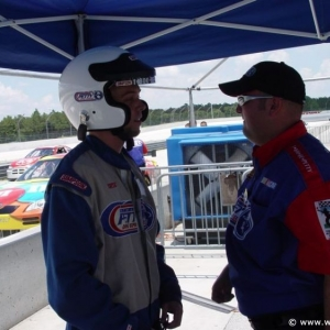 Richard Petty Driving Expierence