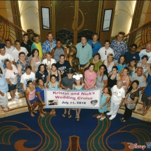 Wedding Cruise Group