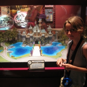 Disneyland Miniature