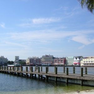 View from Yacht Club pier