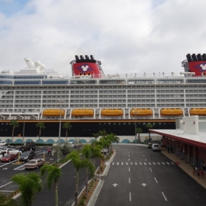 Disney Dream, Disney Terminal