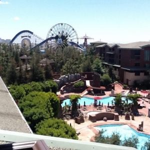 grand californian Room view