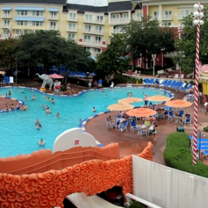 Boardwalk Inn Main Pool