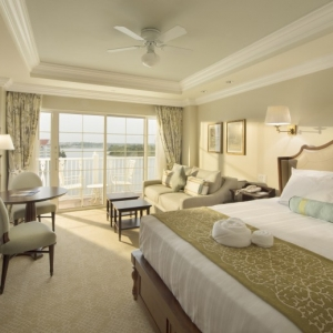 The Villas at Disney's Grand Floridian Resort & Spa - Deluxe Studio