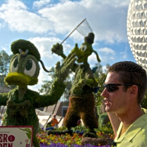Gardens of the World Tour - topiary 2