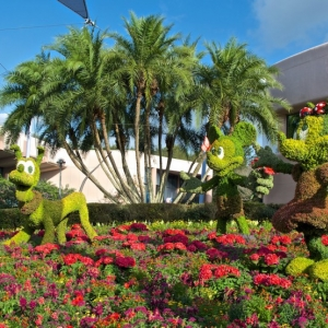Gardens of the World Tour - topiary 3