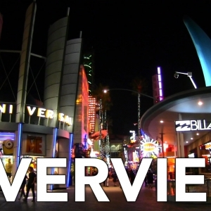 Universal CityWalk Hollywood Overview
