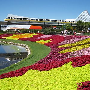 EPCOT May 2017 Flower and Garden