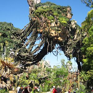 Pandora - World of Avatar - Floating mountains 1