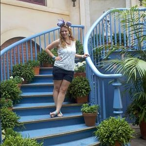 Club 33 Stairs