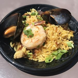 Spain-Traditional Spanish Paella