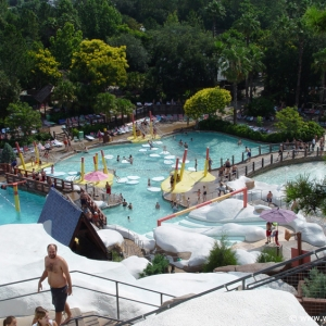 Ski Patrol, Blizzard Beach