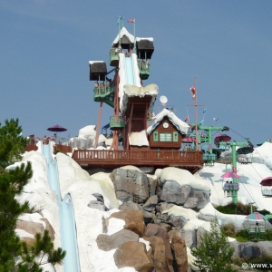 Slush Gusher Summit Plummet, Blizzard Beach