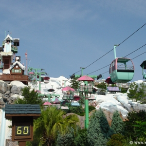 Summit Plummet, Blizzard Beach