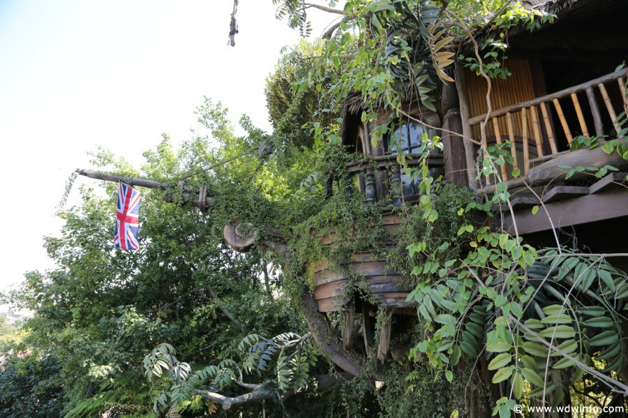 Tarzan Treehouse photo