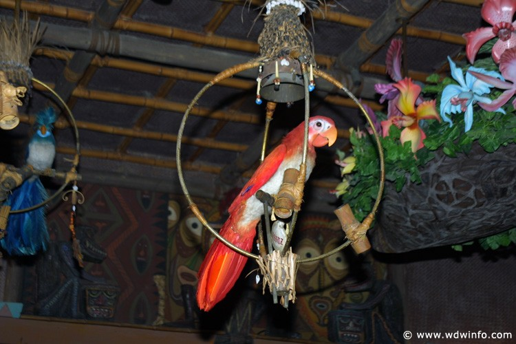 Enchanted Tiki Room photo