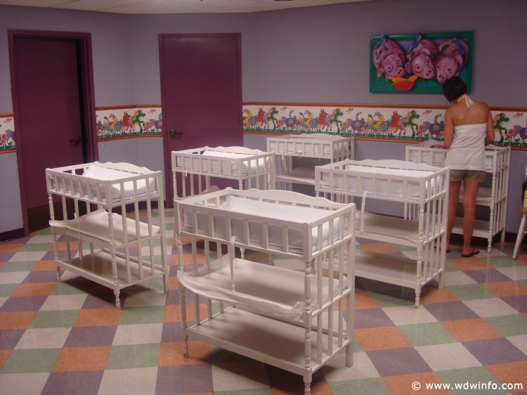 Animal Kingdom Baby Care Center Photo Gallery