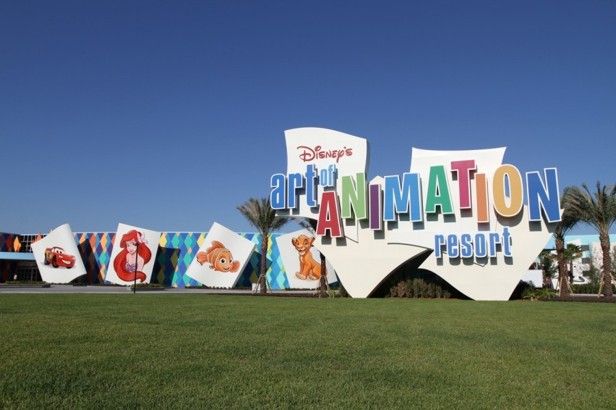 Image result for art of animation resort