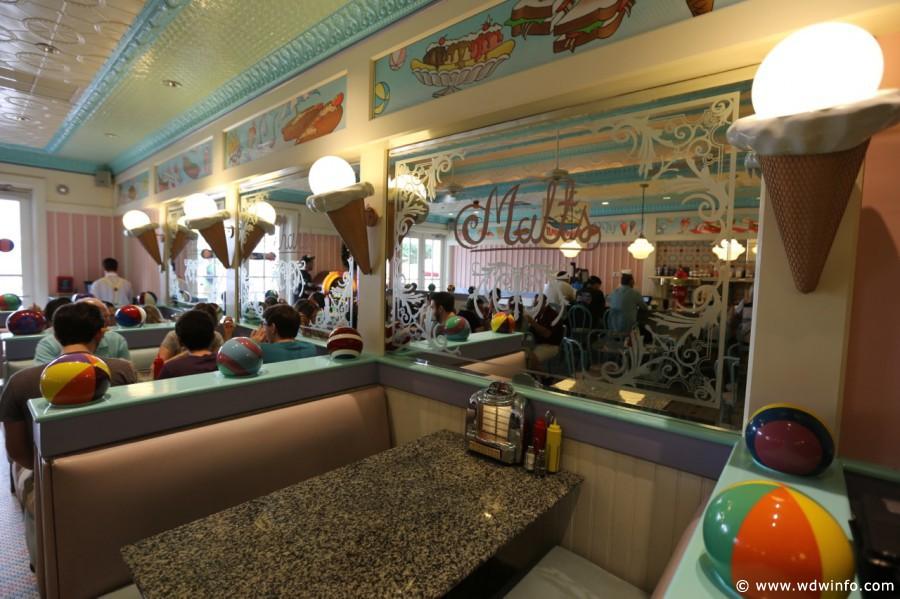 Beaches & Cream Soda Shop