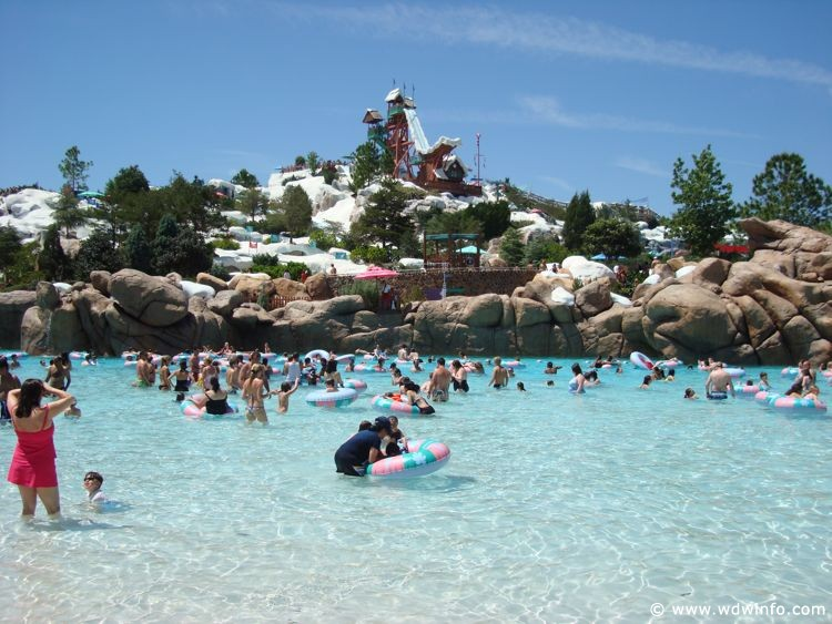 It Is Very Common For Blizzard Beach To Close Due Capacity During The Busy Times Of Year I Suggest You Get There As Opening Time