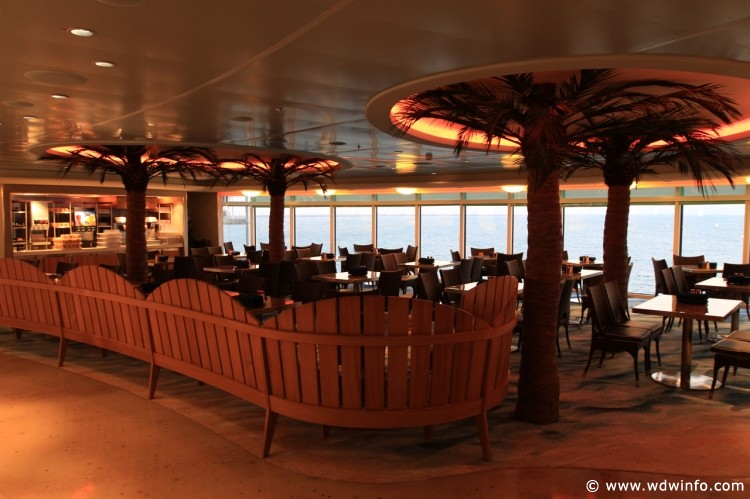 Cabanas - Table Service Alternative