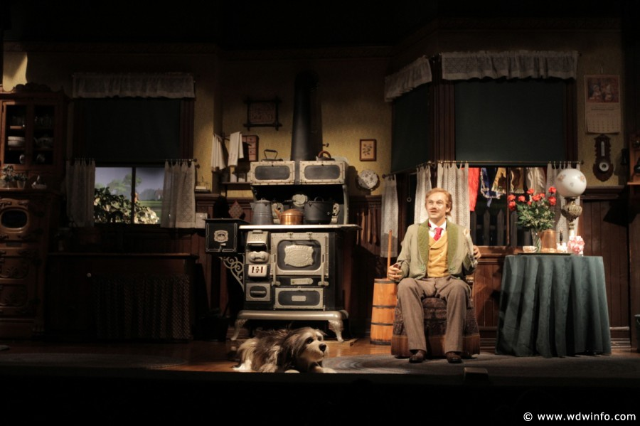 carousel of progress magic kingdom scene 1