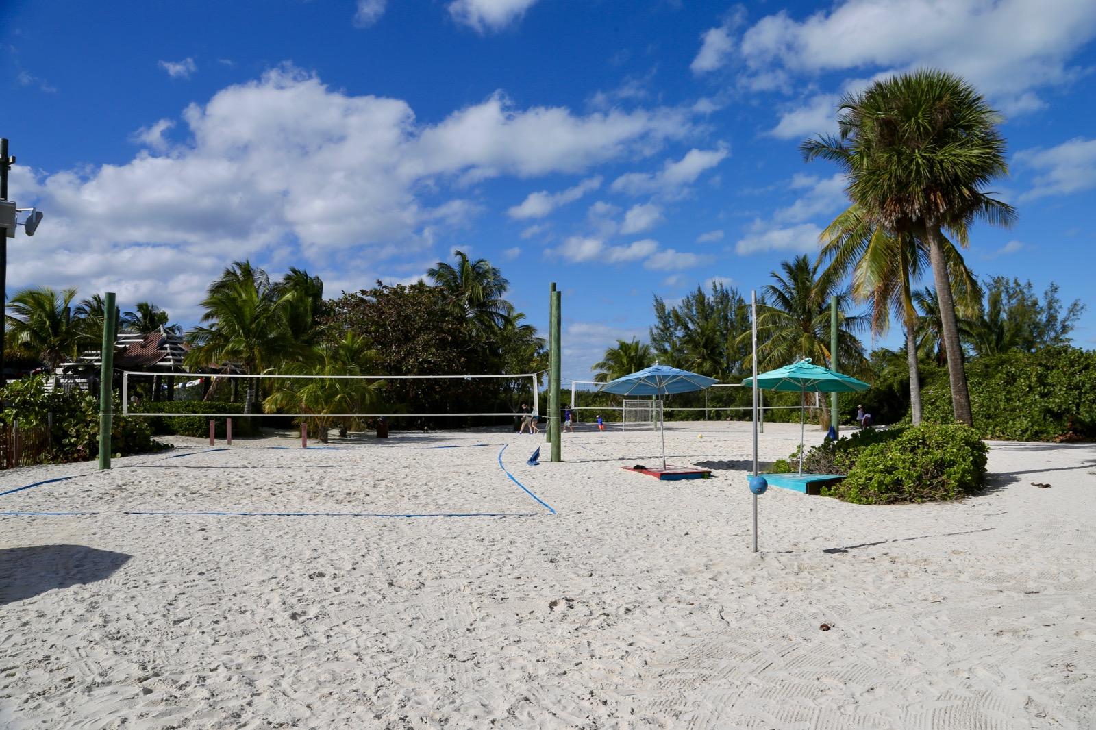 Castaway Cay Teen Beach
