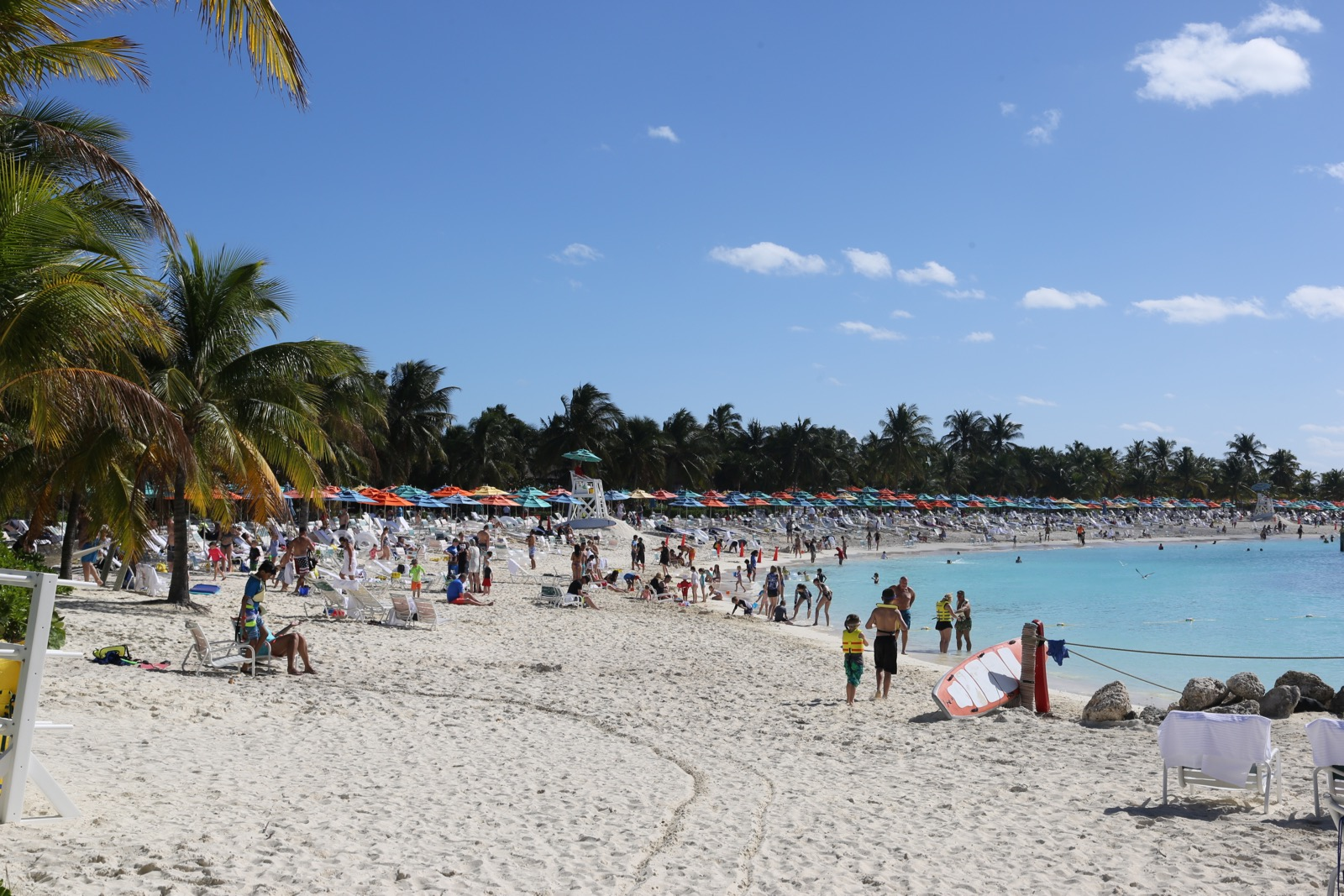 Castaway Family Beach